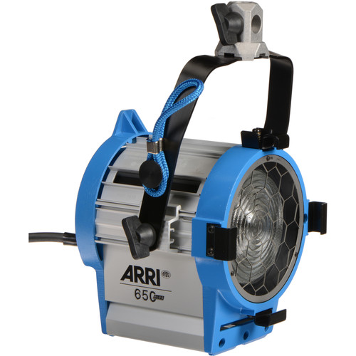 Arri 650 Watt Plus Tungsten Fresnel (120-240VAC)